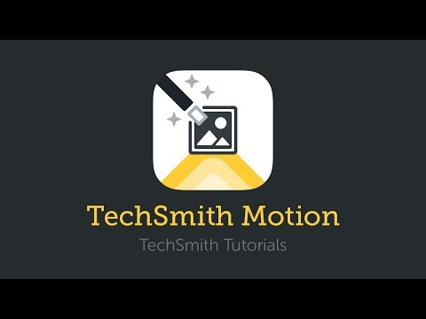 TechSmith Motion
