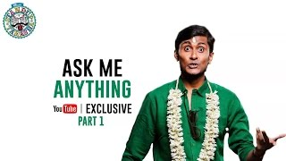 Ask me Anything (Part 1 of 2) - Interview/Talk - Alexander Babu
