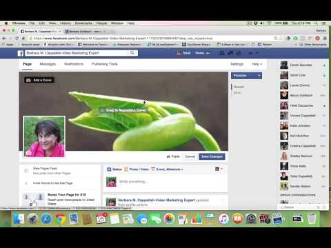 How To Create A Facebook Business Fan Page 2016