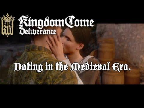 Kingdom Come Deliverance Dating in the Medieval Era