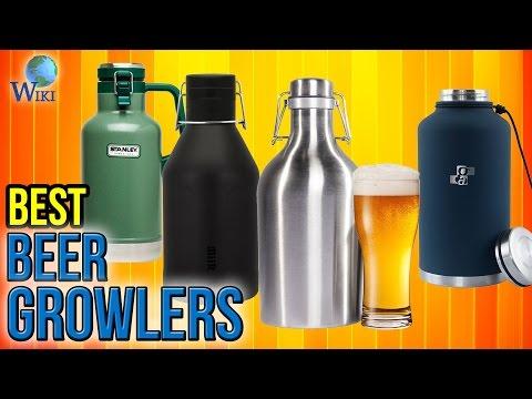 8 Best Beer Growlers 2017
