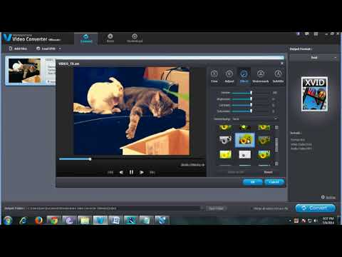 How to convert MOD files to MP4 AVI WMV MOV and more
