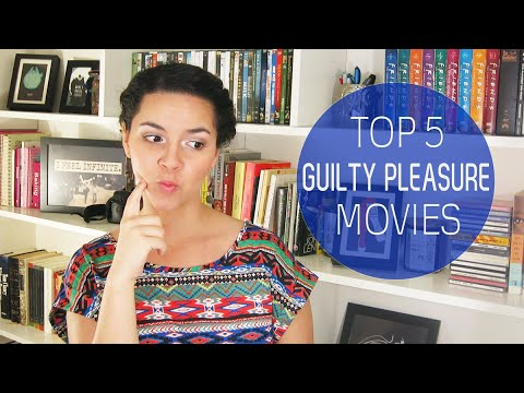TOP 5: Guilty Pleasure Movies | Collab with Roll Credits