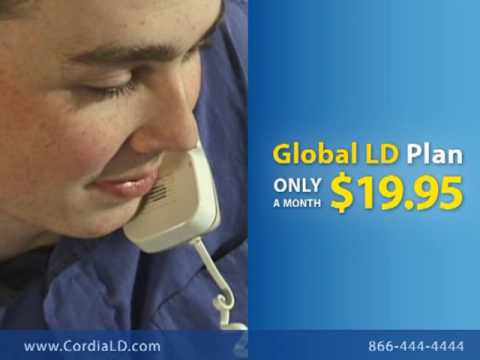Cordia Unlimited Calling Plan with Europe.