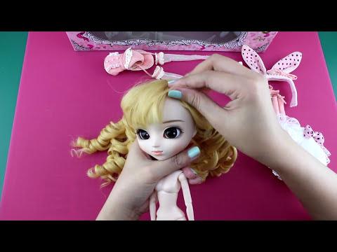 🌈 Dress-up My First Pullip Doll Bonnie! ♥ DarlingDolls Cute Toys