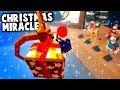 Baron & The Crew RUIN CHRISTMAS!?  Multiplayer Funny Moments (Human Fall Flat Gameplay)