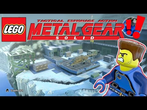 LEGO Metal Gear Solid