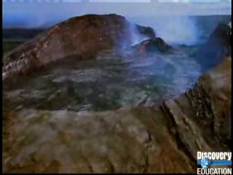 When Earth Erupts-Shield Volcanoes