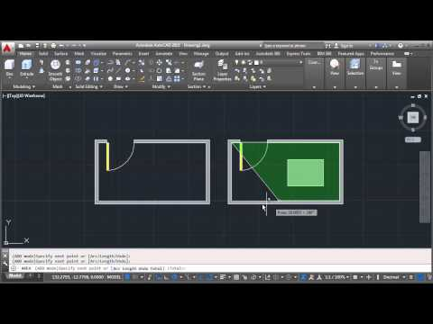 AutoCAD Calculate And Measuring Object Area | Tips