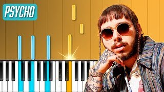 Post Malone Quot Better Now Quot Guitar Lesson Easy Acoustic