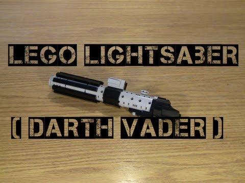 Lego Lightsaber (Darth Vader)