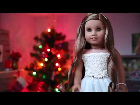 What My Dolls are Wearing for Christmas! {2017}