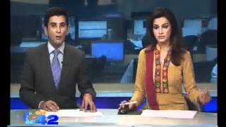 City42 News Bulletin 10PM 15 03 12 Part 01