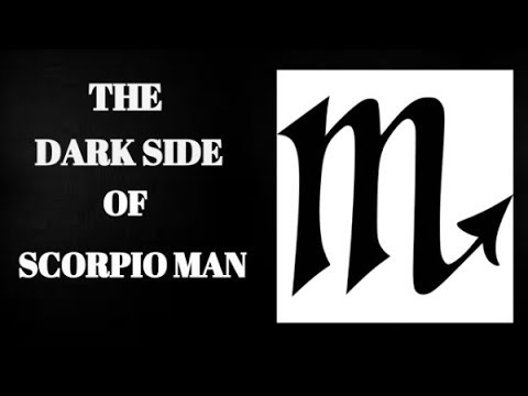Dark Side Of Scorpio Man In Relationships