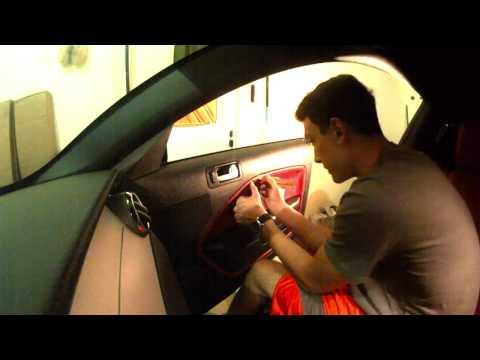 Car Door Cover Material Repair