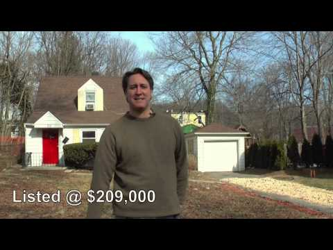 Bank Owned Home For Sale, Teaneck NJ