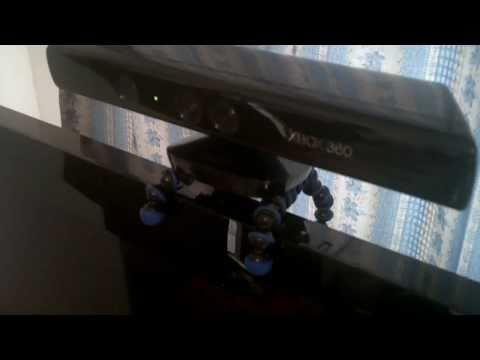 DIY: Xbox 360 Kinect TV Mount