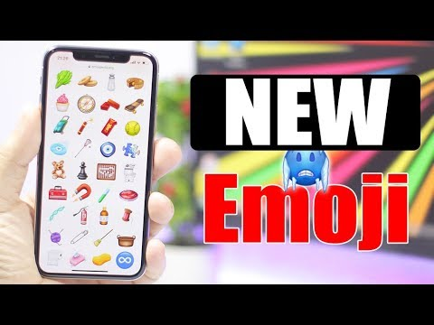 157 NEW Emoji CONFIRMED - Preview !