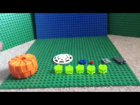 How To Build A Lego Target For Nerf Guns