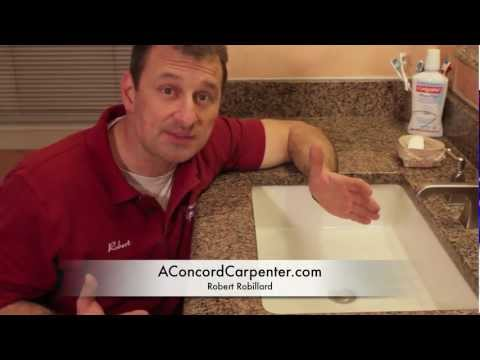 Cleaning a Slow Draining Sink Drain