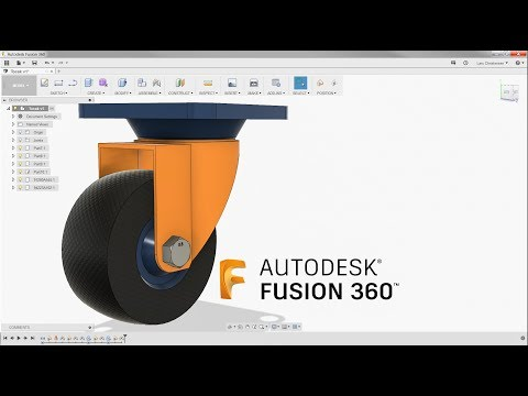 Get A Handle On Joints & Width Mates — Fusion 360 Tutorial — #LarsLive 139