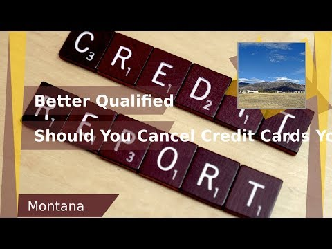 Apply for Home Loan|Montana|Discover|Closing Credit Card|BQ Experts