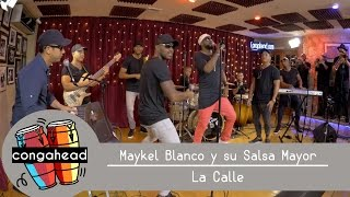 Maykel Blanco y su Salsa Mayor performs La Calle