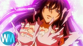 Top 10 Sexiest Female Anime Villains