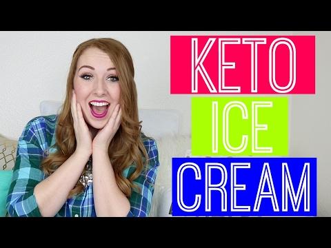 HOW TO MAKE KETO ICE CREAM! | Ashton Dunlavy