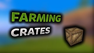 Wizard101 - Farming Crates?