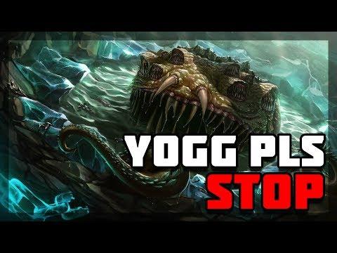 Hearthstone - F*ck you Yogg