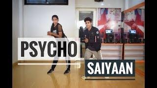 Psycho Saiyaan | Vijay Akodiya | Choreography