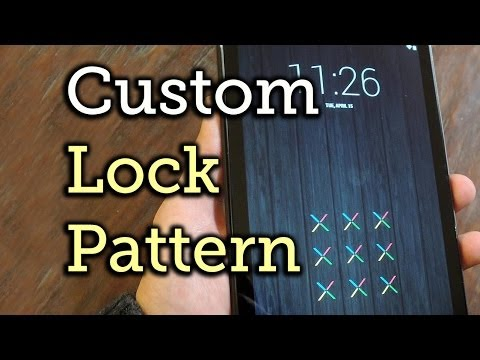 Customize Your Nexus 7's Lock Screen Pattern Icons [How-To]