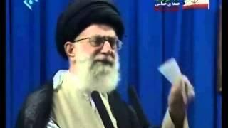 Part of Ayatollah Khamenei Friday Prayerspeech in 2009  which must be heard again !