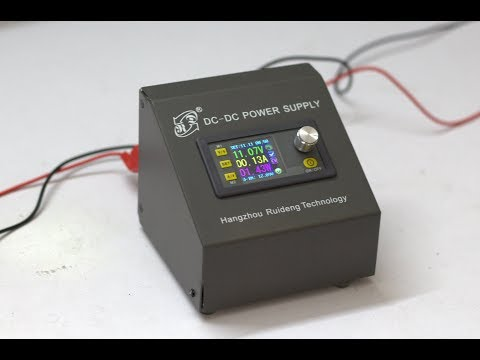 50V /15A Power Supply Module ( DPS 5015 ) and its Enclosure ||  Unboxing & Review