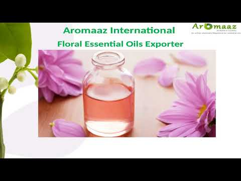 Aromaaz International is the best Organic Essential Oils Manufacturers
