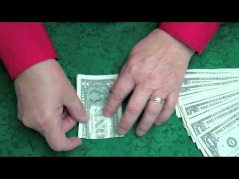 Money Folding - Shirt
