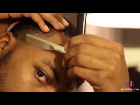 How To Cut Your Own Hair: Straight Razor YouCut Tutorial