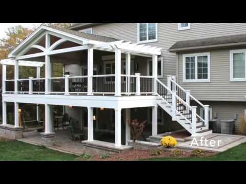 How We Build and Install a Custom Paver Patio, Steps and Walls from Unilock Pavers
