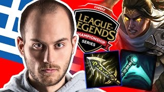 FORG1VEN SOLOQ - THE GREEK VARUS!