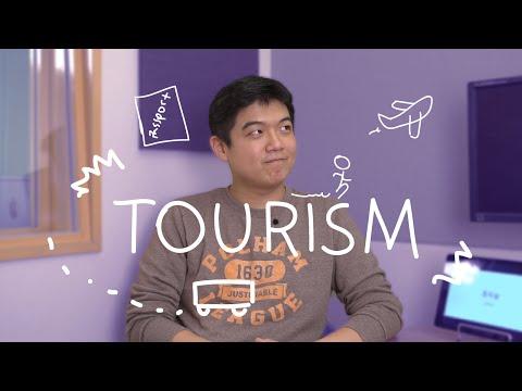 Weekly Korean Words with Jae - Tourism