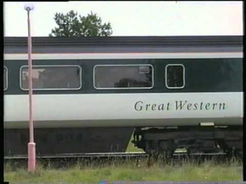 The Archweaver HST Railtour 1997