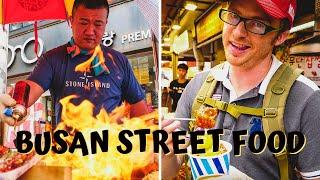 Download Ultimate KOREAN STREET FOOD Tour in Busan, Korea Video