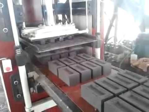 Fly Ash Bricks Machine Automatic And Manual Machine