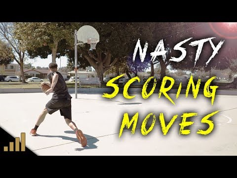 How to: SHIFTY SCORING MOVES for Elite Point Guards!!! Deadly Basketball Scoring Moves