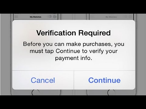 Are you getting verification error message while installing free apps in your iPhone or iPod