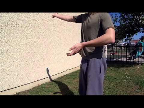 How to wall run backflip