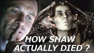New Deleted Scene Reveals What David Did To Shaw and Will Do To Daniels