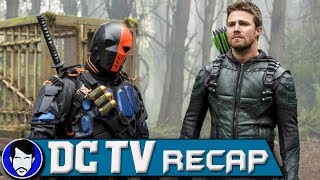 Arrow Recruits DEATHSTROKE   DCTV Recap