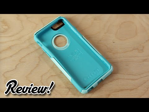 Review: OtterBox iPhone 6/6s Case - Commuter Series (Aqua Sky)